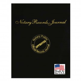 Notary-Records-Journal