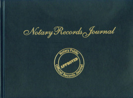 Landscape Notary Journal